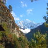 Thumbnail image for Following the Dudh Kosi River to Namche Bazaar