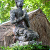 Thumbnail image for Photo of the week: Statue at Wat Chedi Luang in Chiang Saen, Thailand