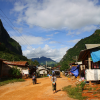 Thumbnail image for Photo of the week: The Main Street in Nong Khiaw, Laos