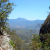 Thumbnail image for Off Track Hiking on Mount Greville in Moogerah Peaks National Park, Australia