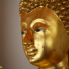 Thumbnail image for Photo of the week: Golden Buddha Face at Wat Pho in Bangkok, Thailand