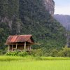Thumbnail image for Cycling to Poukham Cave in Vang Vieng, Laos