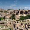 Thumbnail image for Photo of the week: Roman Forum from Palatine Hill in Rome, Italy