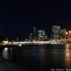 Thumbnail image for Brisbane City at night from South Bank