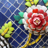Thumbnail image for Ceramic Detail at Wat Pho in Bangkok, Thailand
