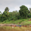 Thumbnail image for Boats at a Village on the Mekong River, Laos
