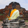 Thumbnail image for Buddha Statue at Wat Mahathat in Ayutthaya, Thailand