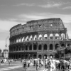 Thumbnail image for The Colosseum in Black and White