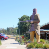 Thumbnail image for Ned Kelly's Last Stand at Glenrowan, Australia