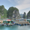 Thumbnail image for Floating fish farm in Han La Bay, Vietnam
