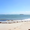 Thumbnail image for Panorama: Deserted Beach at Walkers Rock, South Australia