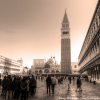 Thumbnail image for Tourists admire Piazza San Marco in Venice, Italy