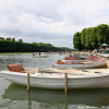 Thumbnail image for Boats on the Grand Canal in Chateau de Versailles, France