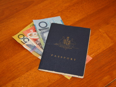 Money and Passport