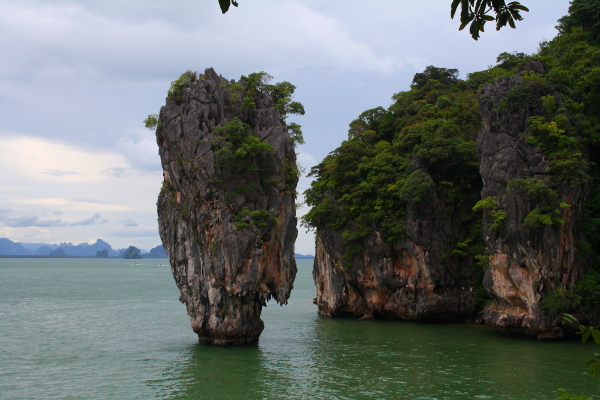 Ko Tapu at James Bond Island, Thailand