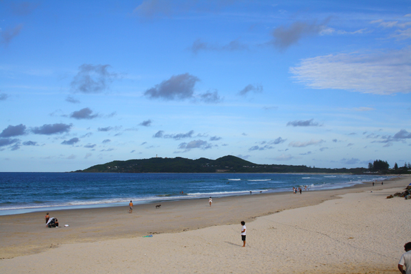 Byron Bay Beach, Australia