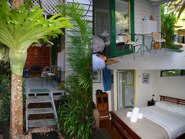 Byron bay apartment