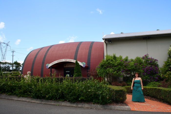 Maleny Mountain Wines winery in Maleny, Australia