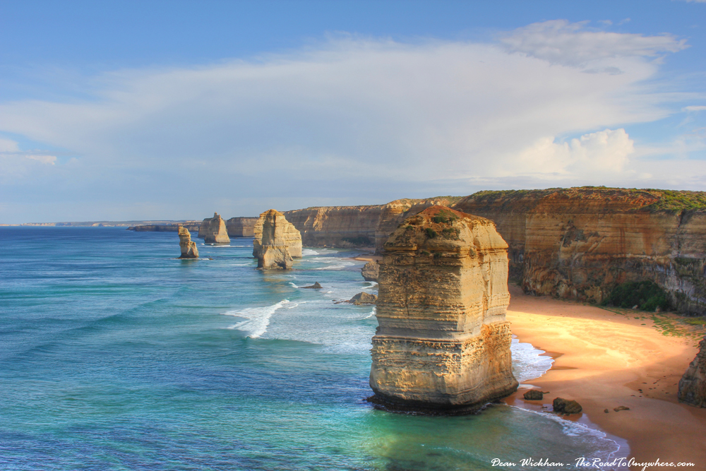 The Twelve Apostles on the Great Ocean Road, Australia