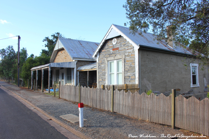 Old house in Eden Valley, South Australia