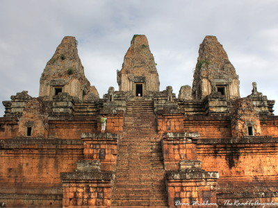 Towers at Pre Rup, Temples of Angkor, Cambodia