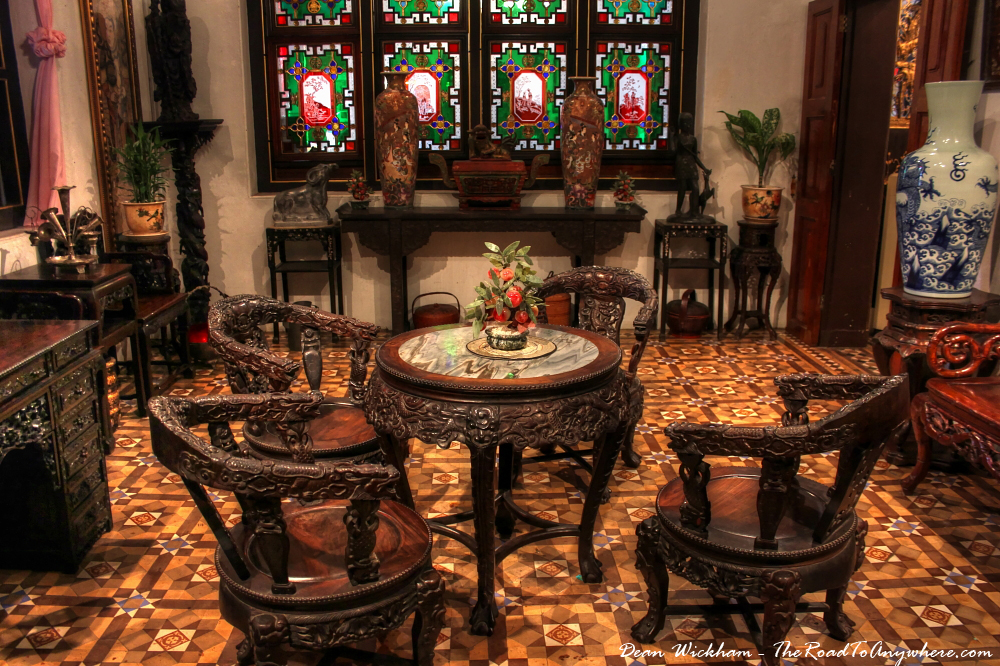 Photo Journey Through Pinang Peranakan Mansion in George