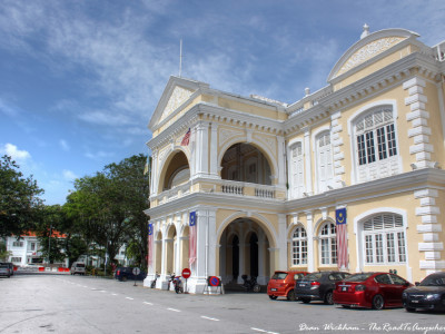 City Hall in George Town, Malaysia