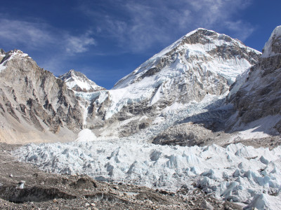 Everest Base Camp in Nepal